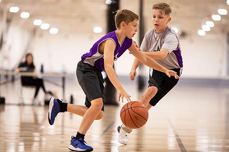 Intro, Foundational & Academy Basketball